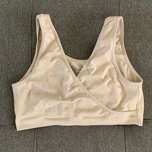Soft nursing bra, Giligan & O'Malley, size M